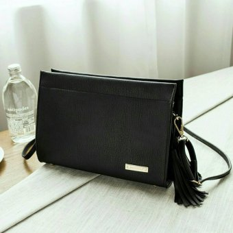 Harga Jims Honey - New Coco Clutch - Import (Black)