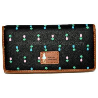 Harga Jims Honey Dolly Wallet [Black]