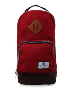 Harga Woodbags Shoulder Bag Season 2 - Fire Red