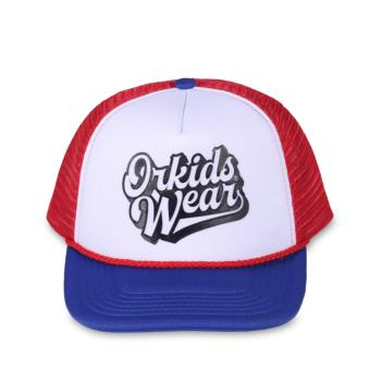 Harga ORKIDS Topi anak HEYRS RED BLUE