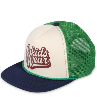 Harga ORKIDS Topi anak HEYRS Green Navy