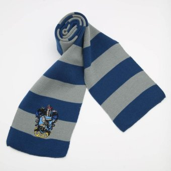 Harga Harry Potter Scarf Scarves (Blue)