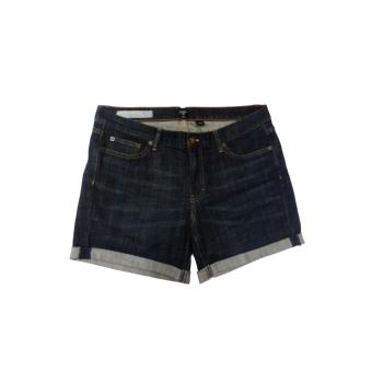 Harga Hotpants Ladies JCRW Denim - Big Size - Navy 32S