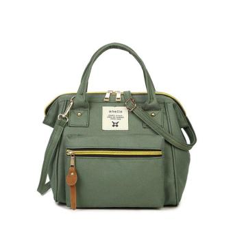 Harga Anello Japan 3 Ways Mini Hand bag & Shoulder Bag - Green
