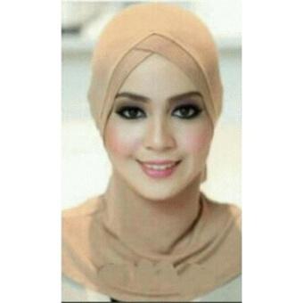 Cari Mysha Hijab Ciput Antem Tali Biru Benhur By Elc Harga Online Source .