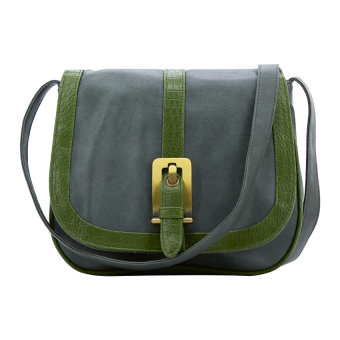 Harga Alibi Paris Lavoda Shoulder Bags - Green