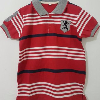 Polo Shirt Stripe