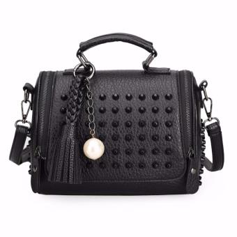 Harga Tas Fashion Branded Import 21734 Black
