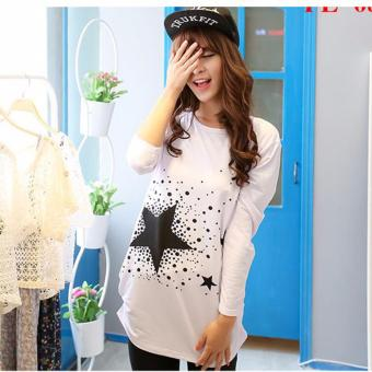 Harga AK-155 Star Blouse Akiko fashion