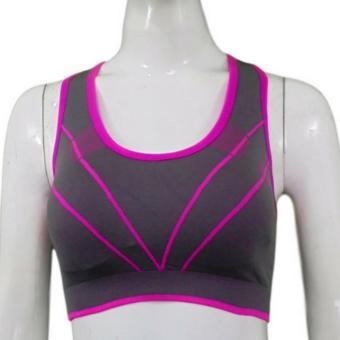 Sporty Tanktop Baju Atasan Senam Wanita Tanktop Baju Atasan Source · Kira Sports Bra senam Wanita
