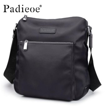 Padieoe Men's Messenger Bag Waterproof Casual Shoulder Bag Nylon Crossbody Bag Male Lightweight Travel Bag 10.8