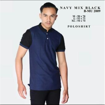 bajuku murah navy mix black 2009