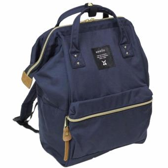 Harga Anello Rucksack Backpack - Navy Blue