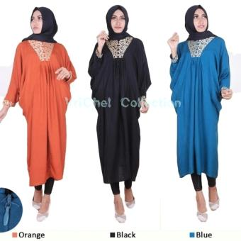Vrichel Collection Tunik Lifiah (Biru)