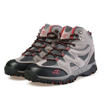 SNTA Sepatu Pria Hiking Semi Waterproof SNTA Outdoor 472-02