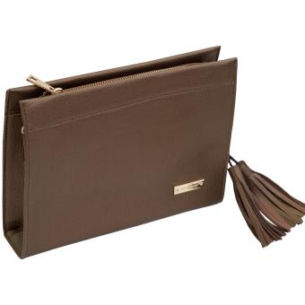 Harga Coco Clutch Jims Honey - Bronze
