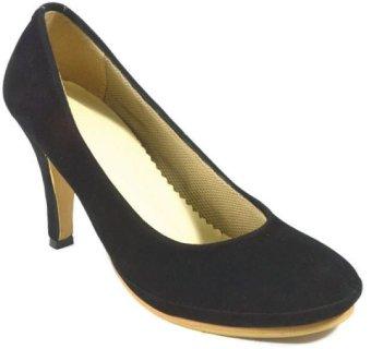 Everflow Kb 9p 957 Sepatu Formal Heels Wanita Leather Croco Pu Source Everflow .