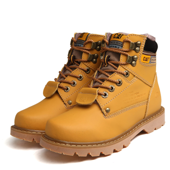 Harga Men fashion boots winter snow boots