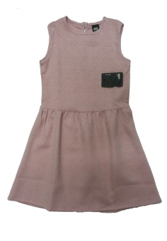Harga Andri Collection - Drees Anak Max - Pink