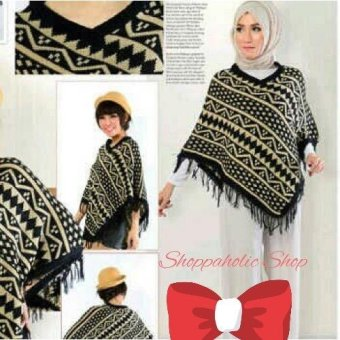 Harga Shoppaholic Shop Outer Ponco