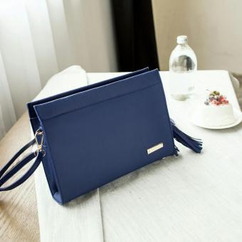 Harga Jims Honey - Best Seller - Coco Clutch (Navy)