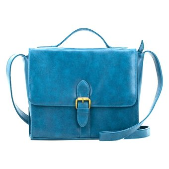 Harga Alibi Paris Tropezee Crossbody Bag - Biru