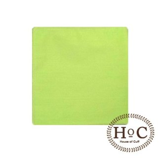 Harga Houseofcuff Pocket Square Lime Green