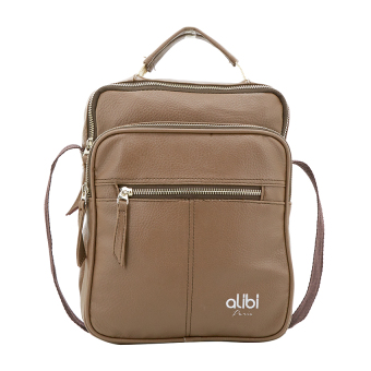 Harga Alibi Paris Fowler Shoulder Bags - Brown