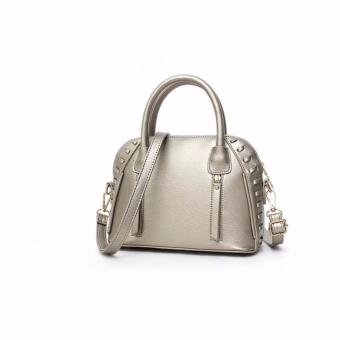 Harga Tas Fashion Branded Import 80652 Silver