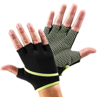 Harga ToeSox-Gloves Grip (Lime)
