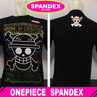 KAOS BAJU DISTRO ANIME PREMIUM ONE PIECE PIRATES