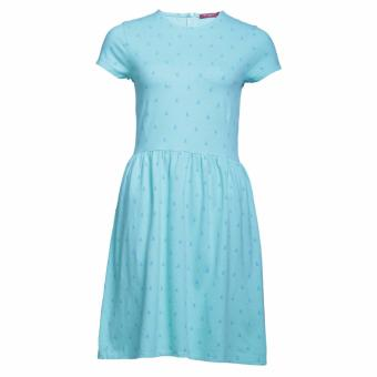 Harga Hush Puppies Mini Dress Wanita Tropic - Aqua