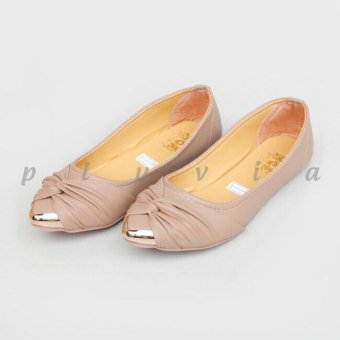 Harga Beauty Shop Flat Shop SBBL Gold - Mocca