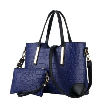 ... Vicria 2in1 Tas Branded Wanita Limited Edition High Quality Pu Leather Korean Bag Style