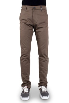 Harga OliveInch Long Chino - Mocca