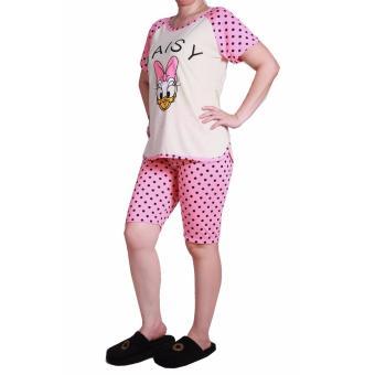 Ronaco Baju Tidur BT - 24 - Pink