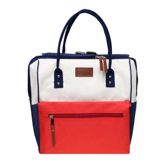 Harga Mayonette Nello Backpack - Tricolor