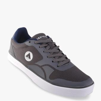 Harga Airwalk Jerold Men's Skate Shoes - Grey-Navy