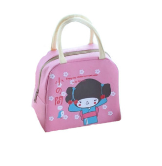 Harga BELLINO Lunchbag Japanese Tote Thermal Trio - Pink