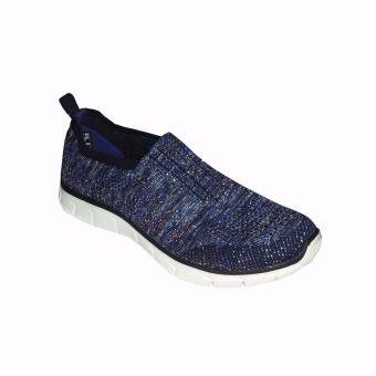 Harga Skechers Relaxed Fit - Navy