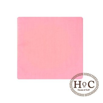 Harga Houseofcuff Pocket Square Pink
