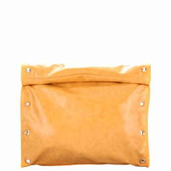 Harga Hush Puppies Clutch Wanita Rainy - Yellow