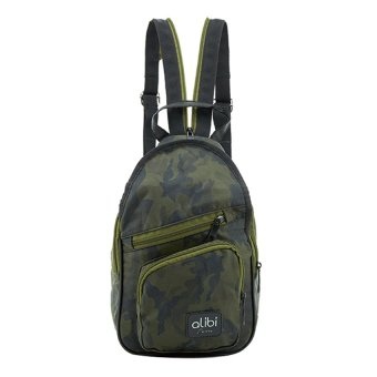 Harga Alibi Paris Cooper Backpacks - Hijau