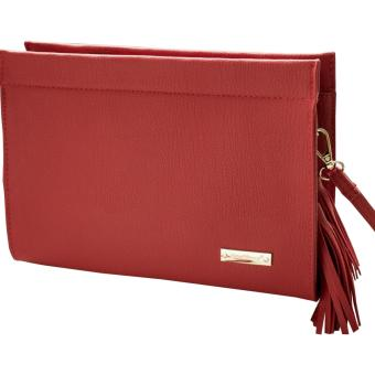Harga Coco Clutch Jims Honey - Red