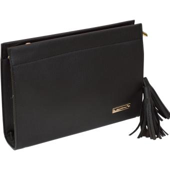 Harga Coco Clutch Jims Honey - Black