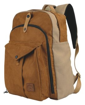 Harga Catenzo Ransel/Backpack Bisa Laptop - Canvas 477 Mb 005