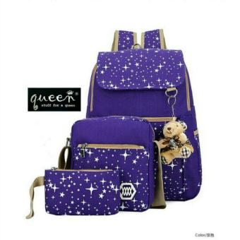 Paket Cooler Bag Baby pax. Source · Tas Ransel Queen Star model tutup