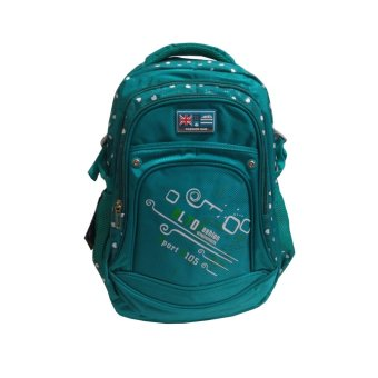 Harga Tas Ransel Alto Survivalgear Original/ Ransel Laptop + Raincoat/Bag Cover - Jade