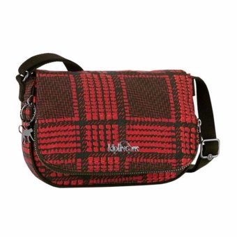 Harga Kipling Earthbeat M Check Mix