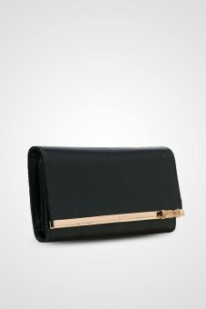 Harga Jims Honey Kqueenstar Wallet - Black